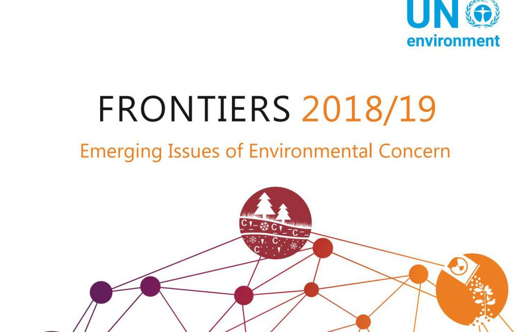 Report about new environmental challenges that we should all know about